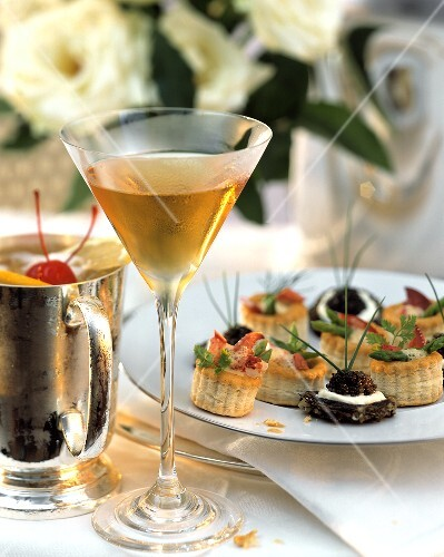 Drink with Appetizers