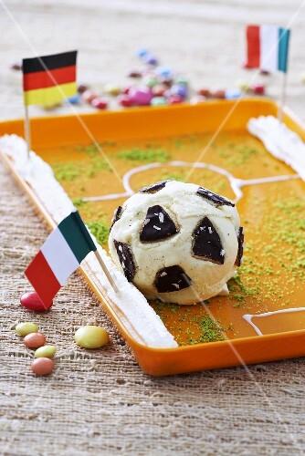 Ice cream football