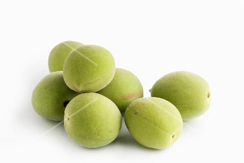 Ume fruits