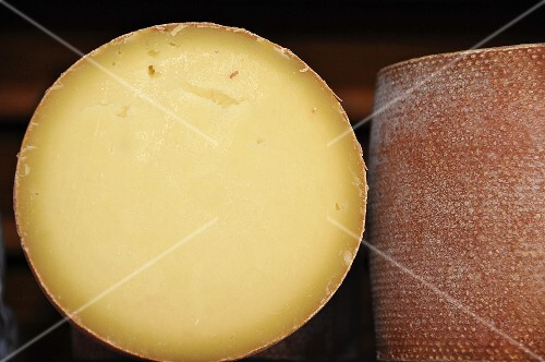 Tete de moine (semi-hard cheese from France)