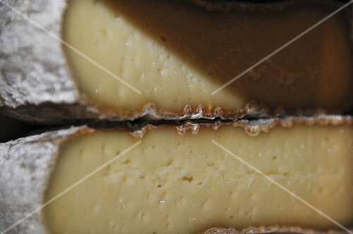 Tomme des Bornes (hard cheese from France)