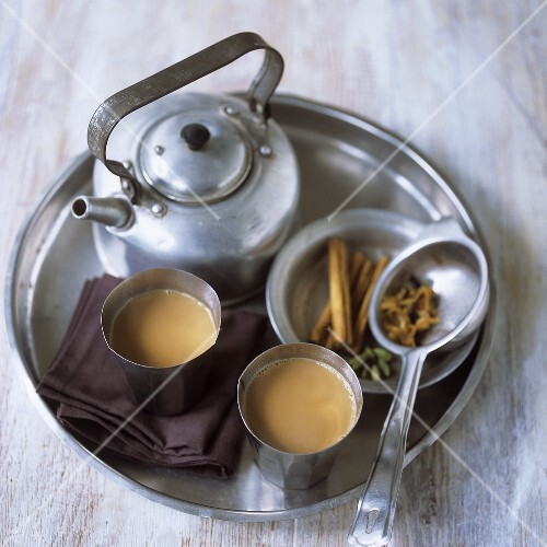 Asian spiced tea