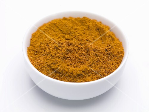 Red chilli curry powder