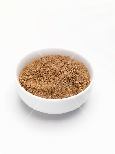 Spiced cocoa sugar
