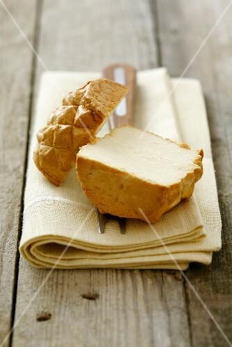Oscypki (Mountain sheep's cheese, Poland)