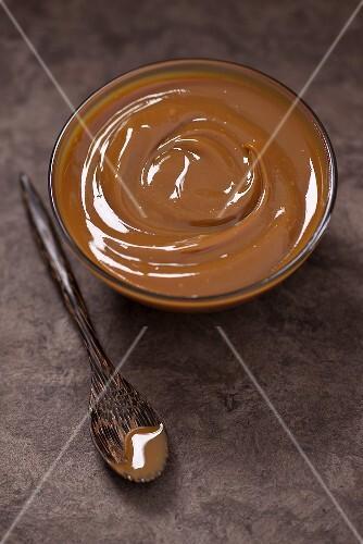 Dulce de leche (caramel cream, Latin America)