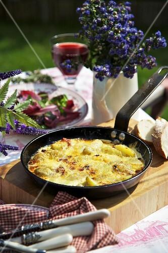 Tartiflette (potato bake, France)