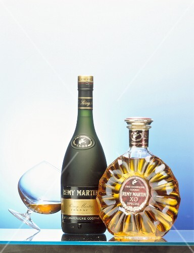 Cognac Glass with Remy Martin