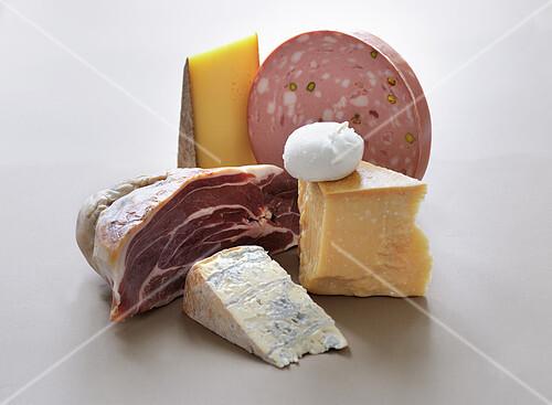 Italian produces