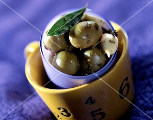 Sevillane olives