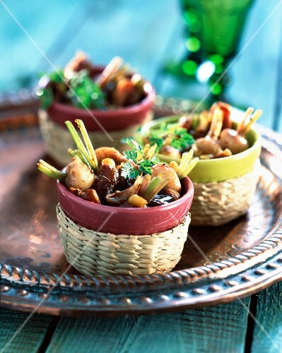 Turnip and date tajines