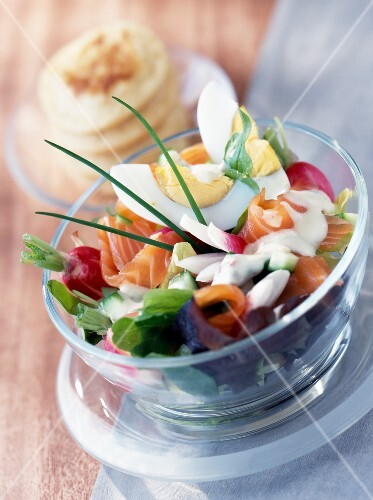 nordic salad (topic: salads)