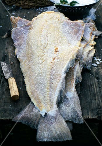 Salted cods
