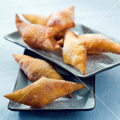 Merveilles (deep-fried French pastries)