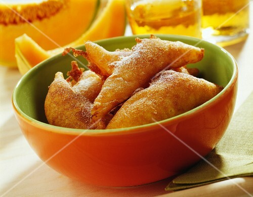 Melon fritters