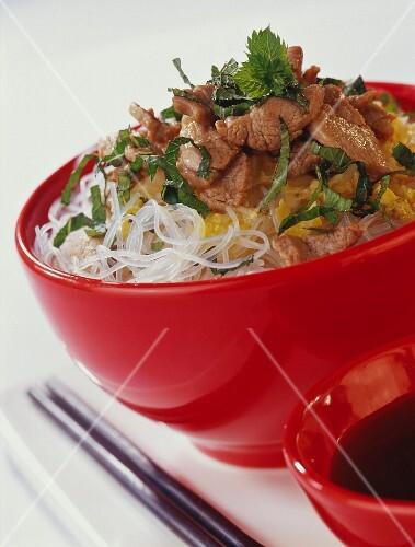 Thai-style pork