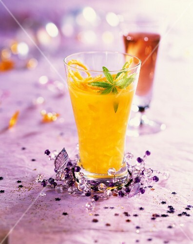 Citrus fruit cocktail