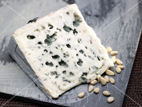 Piece of Roquefort