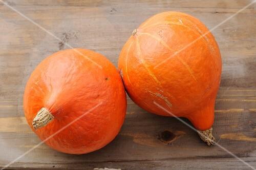Hokkaïdo pumpkins