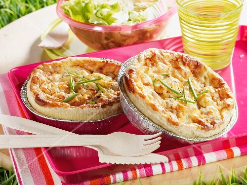 Quiche from Picardie