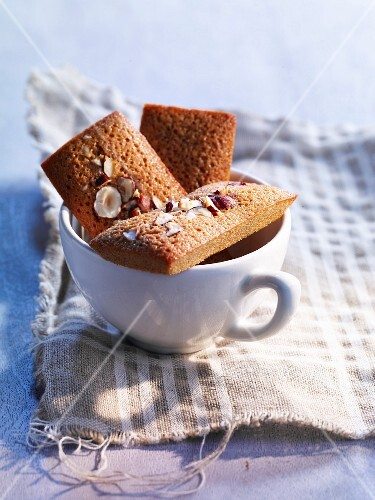 Hazelnut Financiers