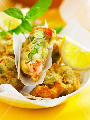 Shrimp Frittata