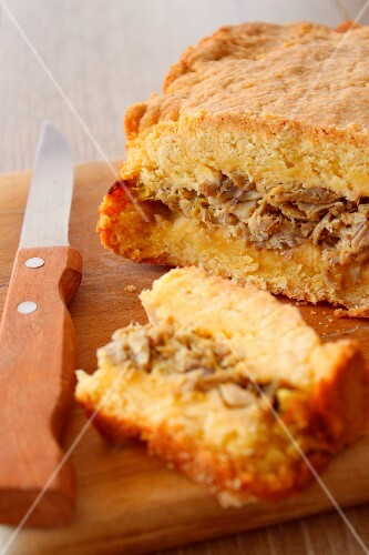 Creole meat loaf