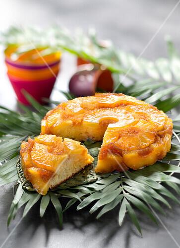 Bolo de abacaxi,pineapple cake