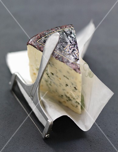 Portion of Roquefort