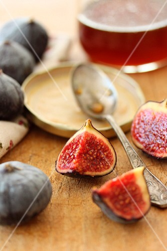 Figs and a spoonful of honey