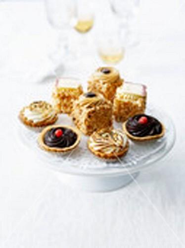 Assortment of delicacies