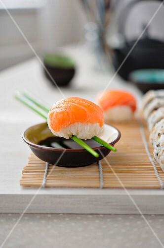 Sushi ball