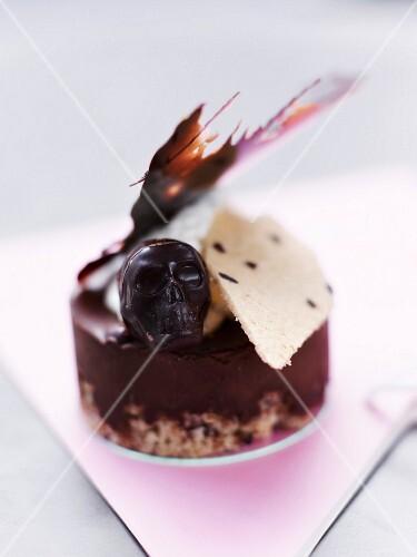 Pastry dessert created by Laurent Favre-Mot in Marseille