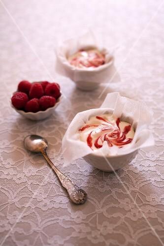 Raspberry Fontainebleau