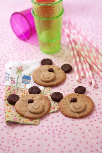 Bear shortbreads