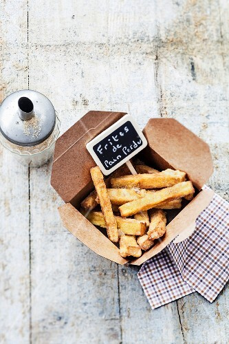 French toast chips