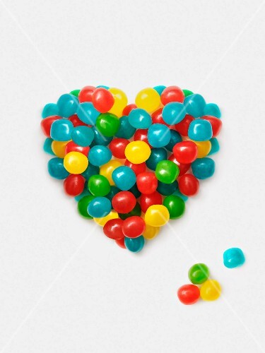 Dragibus candy heart