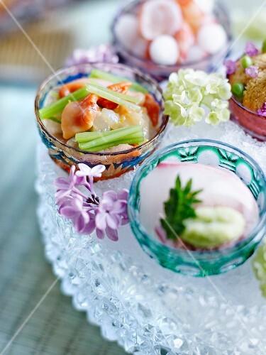 Otsukuri (aka sashimi)