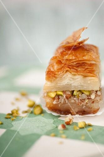 Lebanese Baklava