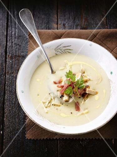 Agnès Sorel's soup