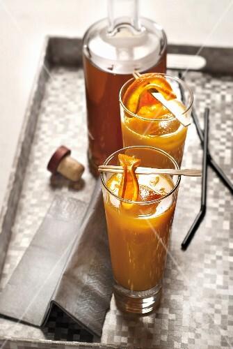Cooler du Tivoli cocktail