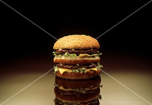 Double Cheeseburger/nSee Image #618802
